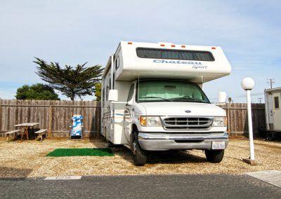 Bring your RV to Le Sage Riviera RV Park in Grover Beach, CA.