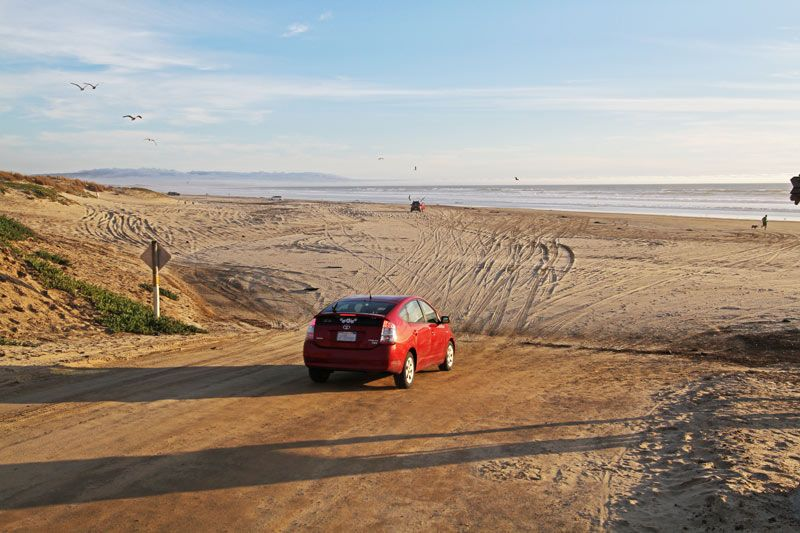 Enjoy Pismo Beach, CA while staying at Le Sage Riviera RV Park.